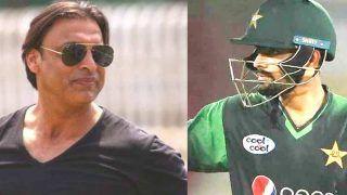 शोएब अख्तर ने बाबर आजम को दी सलाह, कहा- टीम इंडिया के इस बल्लेबाज की तरह खेलना सीखो