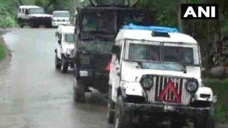 जम्मू-कश्मीर के शोपियां में छिपे थे दो आतंकी, सुरक्षाबलों ने मुठभेड़ में मार गिराया