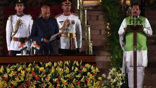 Shripad Yesso Naik Reassigned AYUSH Ministry in New Modi Government