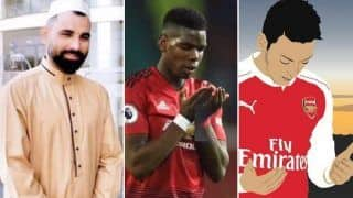 Eid Mubarak: Mohammed Shami, Irfan Pathan to Mesut Ozil and Paul Pogba, Here's How Sports Fraternity Wished Everyone on Eid-ul-Fitr