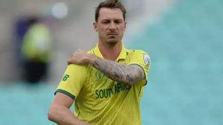 दक्षिण अफ्रीका को करारा झटका, डेल स्टेन वर्ल्डकप 2019 से बाहर
