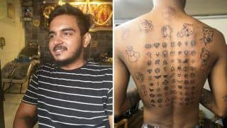 Nagpur Tattoo Artist Breaks The World Record by Making 448 Tattoos in 22 Hours, Read Details