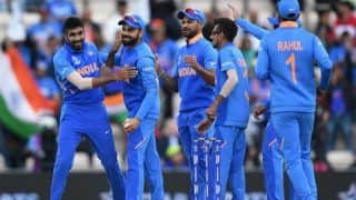 ICC Cricket World Cup 2019: Virat Kohli-Led India Look to Continue Winning Momentum as They Face Defending Champions Australia in Battle of Heavyweights at The Oval | MATCH PREVIEW