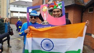 ICC Cricket World Cup 2019: Rain Or Sun, Indian Supporters Never Miss Out Fun