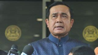 Coup Leader General Prayuth Chan-ocha Takes Office as Thailand's PM