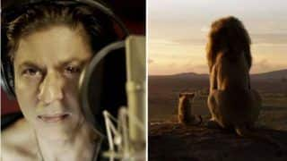 Shah Rukh Khan Shares The First Glimpse of 'The Lion King', Teaches Son Aryan About Being 'True King'