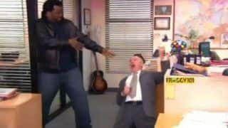 'The Office' Characters Dance To Popular Bhojpuri Song 'Tu Lagawelu Jab Lipistic' And it Will Leave You in Splits