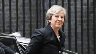 Theresa May Formally Resigns, to Act as PM Until New Leader is Elected