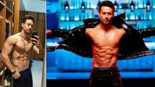 Watch: Tiger Shroff Pays Tribute to Michael Jackson