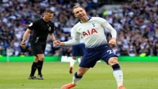 'We've Just Been Lucky,' Says Christian Eriksen Ahead of Champions League Final Against Liverpool