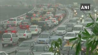 Mumbai Rains: Bumper to Bumper Traffic on Western Express Highway, Train Services Delayed