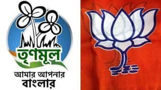 Trinamool Congress MLA Along With Several Other Party Leaders Join BJP