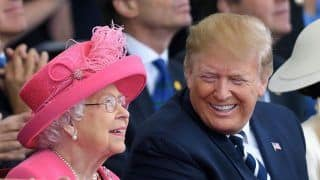 Donald Trump Joins Queen Elizabeth II, World Leaders to Mark 75th D-Day