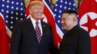 North Korea's Kim Jong-un Receives 'Excellent' Letter From Donald Trump