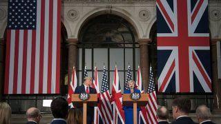 Indian-Origin CEOs Among Top Team at Donald Trump Business Meet in UK