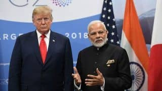 Talks on Mediation Over Kashmir Issue Unlikely to Come up During Trump's Visit: Govt Sources