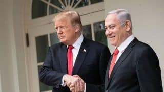 Israel Names Golan Heights Settlement After US President Donald Trump