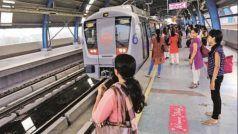 दिल्ली: मेट्रो स्टेशन पर पहली बार कारतूसों के साथ पकड़ी गई महिला, अरेस्ट होने पर दी ये सफाई