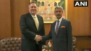 पीएम मोदी से मिले अमेरिकी विदेश मंत्री, जयशंकर के साथ लंच पर चर्चा में बनेगी बात