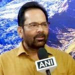 India Banned Child Marriage, Sati, Then Why Can't we End Triple Talaq System? Wonders Mukhtar Abbas Naqvi