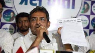Upendra Kushwaha Holds Nitish Kumar Responsible For Children's Death in Muzaffarpur