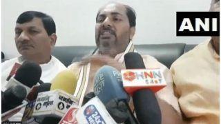 अलीगढ़ दुष्कर्म पर यूपी के मंत्री का विवादित बयान, कहा- हर रेप का नेचर अलग-अलग