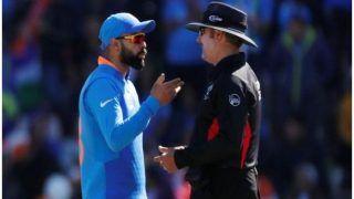 World Cup 2019: विराट कोहली ने लिया पाकिस्तानी अंपायर अलीम डार से पंगा, ICC ने ठोंका जुर्माना