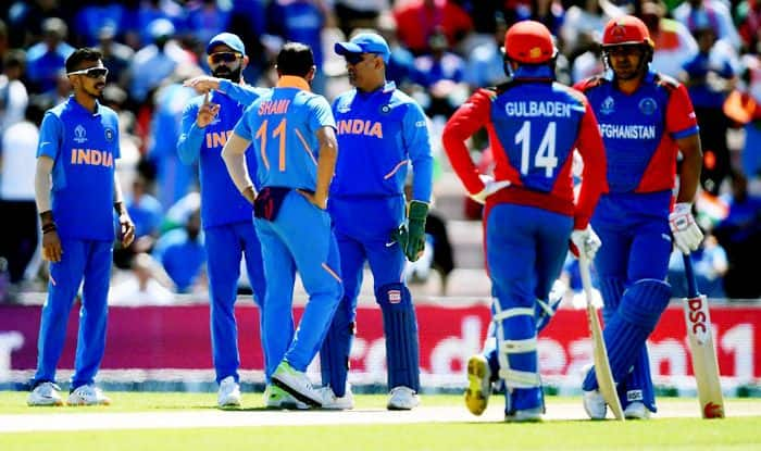 Live India Vs Afghanistan Live Score And Updates Ind Vs