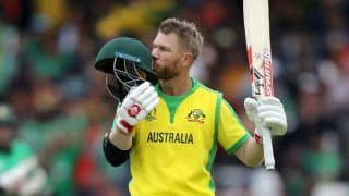 ICC Cricket World Cup 2019: Fans Can Boo if They Want, Says David Warner
