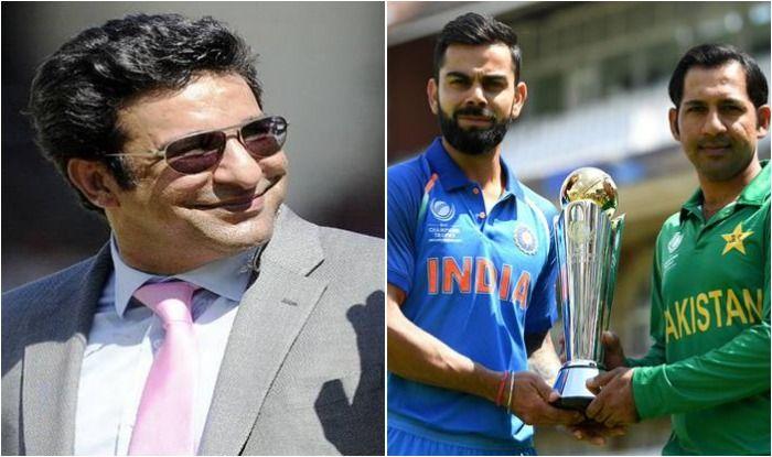 Icc Cricket World Cup 2019 Wasim Akram India Vs Pakistan