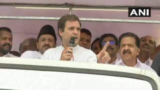 Narendra Modi Uses Poison of Hatred to Divide Country, Lies to Win Elections: Rahul Gandhi in Wayanad