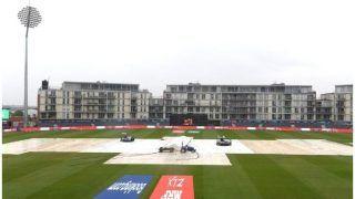विश्व कप: बारिश के कारण पाकिस्तान, श्रीलंका का मैच रद्द, दोनों टीमों को मिला एक-एक अंक