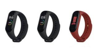 Mi Band 4: Xiaomi sells more than 1 million units in just 8 days