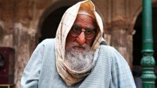 Amitabh Bachchan's Look From Shoojit Sircar's Gulabo Sitabo Will Make Your Jaw Drop