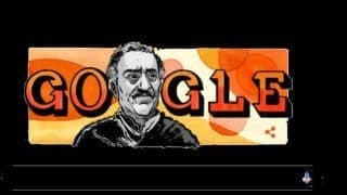 Amrish Puri Birthday: Google Pays Tribute on 87th Birth Anniversary of DDLJ Actor With a Doodle