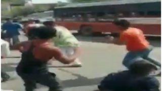 VIDEO: सेना के दो जवानों को दबंगों ने दौड़ा-दौड़ा कर पीटा, वीडियो वायरल, 7 अरेस्ट