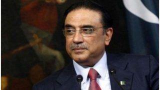 पाकिस्तान में बड़ी कार्रवाई: पूर्व राष्ट्रपति जरदारी फर्जी बैंक खाता रखने के आरोप में गिरफ्तार
