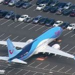 Boeing 737 Max Planes Are Parked in Employee Car Parking Zone Because of Insufficient Space, Watch Here
