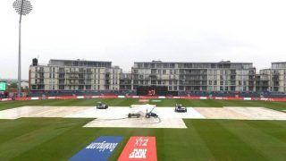 World Cup 2019: बारिश की वजह से रुका श्रीलंका-पाकिस्तान का मैच, देखें सीधे ब्रिस्टल से ताजा हाल