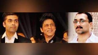 Shah Rukh Khan's Friendship Appreciation Post For Karan Johar-Aditya Chopra is Every True Friend Ever!