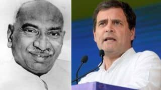 After Lok Sabha Elections 2019 Drubbing, is Kamraj Plan 2.0 a Way Forward for Congress?