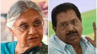 कांग्रेस में कलह: पीसी चाको ने दिल्ली में ब्लॉक समितियां भंग करने के शीला दीक्षित के फैसले को पलटा