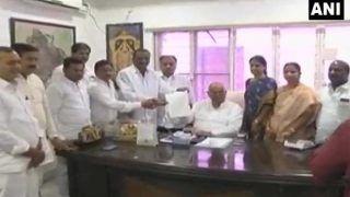 कांग्रेस विधायकों का TRS में विलय: हाईकोर्ट ने दिया तेलंगाना स्पीकर व 12 MLA को नोटिस