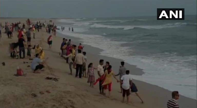 'Cyclone Vayu Might Change Its Course And Move Towards Gujarat in Next 48 Hours'