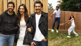 Deepika Padukone Joins Ranveer Singh And Kabir Khan As Kapil Dev's Wife Romi Dev in '83