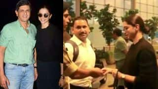 Deepika Padukone Trolled For Asking 'Chahye' Before Showing Her ID at Airport - Viral Video