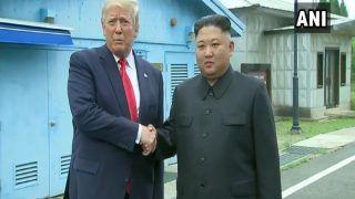 दुनिया के सबसे 'खतरनाक तानाशाह' को हैलो बोलने यहां तक पहुंच गए डोनाल्ड ट्रंप, सब हुए अचंभित