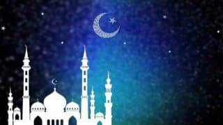 Eid-Ul-Fitr Moon Sighting 2020 Live Updates in India: No Moon Sighted, Eid Will be Celebrated on May 25