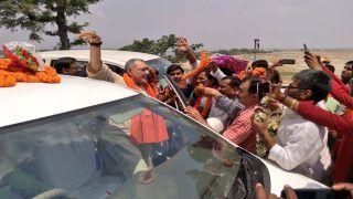 बिहार में बीजेपी कार्यकर्ताओं ने लगाए नारे, अगला मुख्यमंत्री कैसा हो, गिरिराज सिंह जैसा हो
