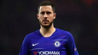 Real Madrid Sign Chelsea Star Eden Hazard For Five Years